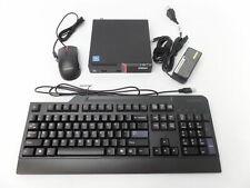 Lenovo ThinkCentre M600 Tiny PC USFF Pentium J3710 1.60GHz 4GB 500GB WiFi/BT W10