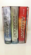 Divergent Series Hard back Complete Box Set by Roth, Veronica