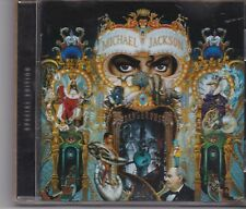 Michael Jackson-Dangerous cd album