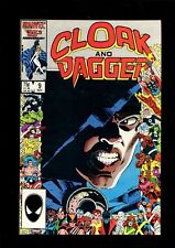 CLOAK AND DAGGER 9 (9.0) MARVEL (B039)