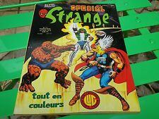 SPECIAL STRANGE 17 très bon état comme neuf