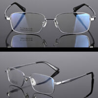 Reading Glasses +1.0 2.0 2.5 3.0 4.0 5.0 6.0 Optical Lens Titanium Frame Reader