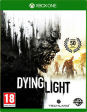 MICROSOFT XBOX ONE DYING LIGHT PAL ITALIANO