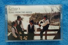 RIMAY'S MUSIC FROM THE ANDES Cassette Tape Folk South American World Music