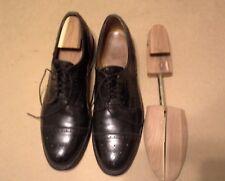Allen Edmonds Black Leather Clifton Men Dress Shoes Size 11