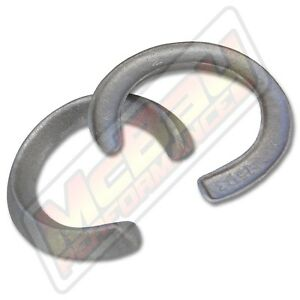"""Front 1-1/2"""" Coil Spring Spacer Lift Kit Chevy II Mustang Eagle Javelin Cougar"""