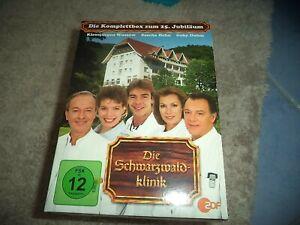 """DVD - Box  Die Schwarzwaldklinik   """"komplettserie"""""""