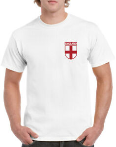 England Football Euro 2021 T-Shirt Tee Shirt White Men Unisex Women CHEAP SALE