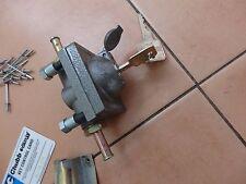 lockable fuel valve