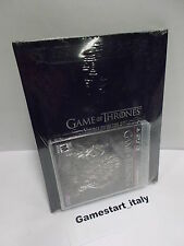 GAMES OF THRONES ARTBOOK EDITION - PS3 PLAYSTATION 3 - NUOVO NEW - RARO