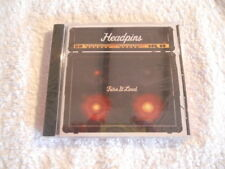 """Headpins """"Turn it loud"""" 2006 cd Wounded Bird Records Printed in USA New Sealed"""