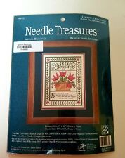 CROSS STITCH KIT NEEDLE TREASURES SPECIAL BLESSINGS 04682