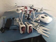 Dji Phantom 3 Standard Quadcopter Camera Drone - Usa Flag decals