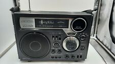PANASONIC RF-2600 AM FM SW1 SW2 SW3 SW4 SHORTWAVE RADIO Excellent Condition