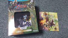 Nintendo Wii U- The Legend of Zelda Twilight Princess HD w/amiibo- New