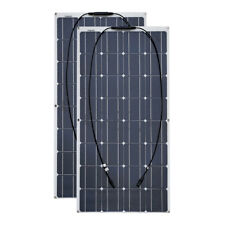 200watt Mono Solar panel for motorhome camping caravan boat 12V battery Charger