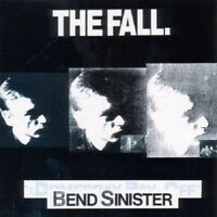THE FALL - BEND SINISTER  CD NEW