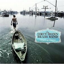 The Dirty Dozen Brass Band What's Going On CD NEW SEALED 2012 Jazz