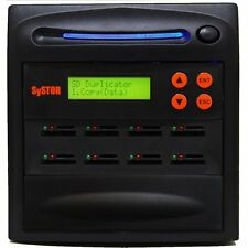 Systor 7 Multi SD / MicroSD Card Duplicator Copier SDHC Replicator Multiple