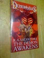 CROSS GENERATION COMICS DemonWars: The Demon Awakens TP  FREE Ship US