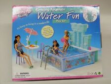 Gloria,Barbie Doll House Furniture/(2878) My Fancy Life Water Fun