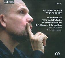 Britten: War Requiem, New Music