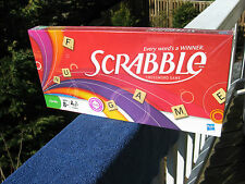 SCRABBLE CROSSWORD GAME 2008 NEW & FACTORY SEALED!