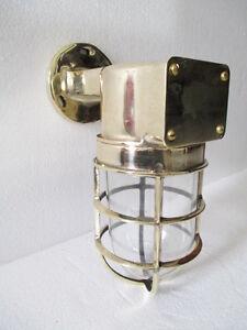 Vintage Marine Ship Brass Passage Lights Home Garden Indoor/Outdoor