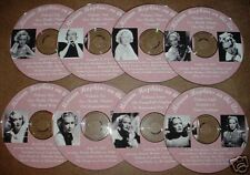 MIRIAM HOPKINS on the air - Vintage Radio Shows OTR-CDs