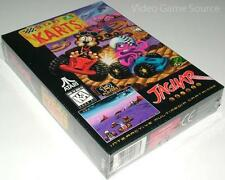 ATARI JAGUAR GAME CARTRIDGE: ###### ATARI KARTS ######  *NEUWARE / BRAND NEW!