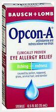 Bausch + Lomb Opcon-A Eye Allergy Relief 15ml