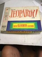 Vintage Jeopardy 11th Edition MB Game Preowned