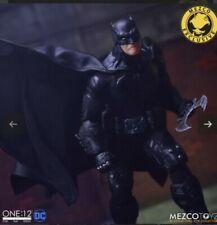 MEZCO ONE:12 Batman Supreme Knight SHADOW EDITION SEALED Mint In Box