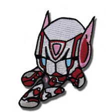 "Tiger & Bunny Barnaby Anime Costume Patch 3 1/4"" x 2"" Licensed by GE Animation"
