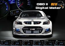 STEALTH SCAN OBDII OBD2 SCAN DIGITAL AUTO GAUGES CAR TRIP COMPUTER RPM TURBO
