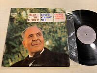 Bruno Walter Brahms CSO LP Columbia 2 Eye Stereo M-!!!!
