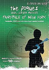Ten Minute Uke Tutor - The Pogues - Fairytale Of New York (DVD, 2011)