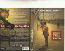 My Country-My Country-A Film By Laura Poitras-Documentary-USA 2006-DVD