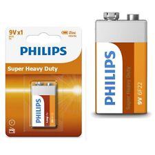 Pile 9 Volt Philips ( X 1 ) - Validité 12 / 2020