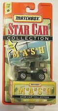 4077's JEEP From M*A*S*H ~ 1997 Matchbox Star Car ~ MASH