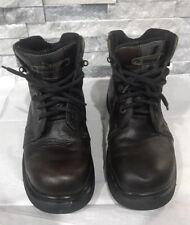 Doc Martens Dark Brown Men's Boots Size 9