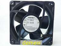 Original PAPST TYP 4650X 4650 X 230V 19W/18W 12CM metal High temperature fan