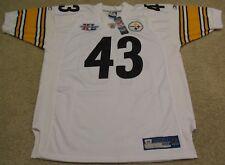 Troy Polamalu Pittsburgh Steelers 2006 Super Bowl XL 40 Jersey NEW Men 50 L XL