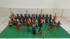 Lego rare L'armée du dragon (47 mini figurines)