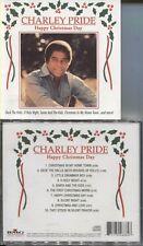 CHARLEY PRIDE - HAPPY CHRISTMAS DAY (CD 1998) 10 TRACKS
