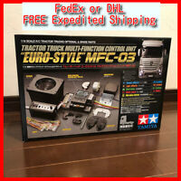 Tamiya 56523 1/14 MFC-03 RC Tractor Truck Euro Style Multi-Function Control Unit