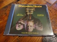 Shrunken Heads Soundtrack CD Danny Elfman Richard Band