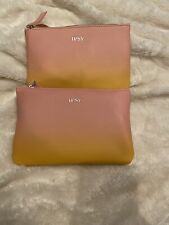 2 Pack Ipsy Makeup Bags Lot Filled 5 Pieces In Each Bag | Free Shipping!