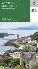 Western Scotland & the Western Isles 9780319263747 | Brand New