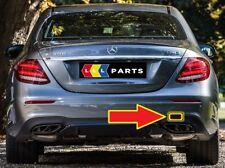 NUOVO Originale Mercedes MB e W213 AMG Stile Paraurti Posteriore Rimorchio Occhio CAP COPERCHIO INFERIORE